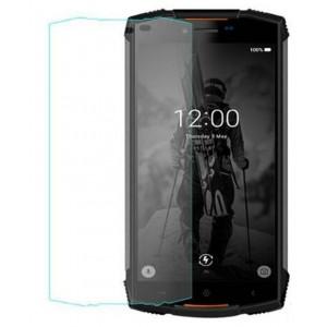 Закаленное защитное стекло на Doogee S55, 9H, 2.5D, 0.26 mm