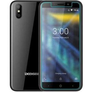 Закаленное защитное стекло на Doogee X50/X50L