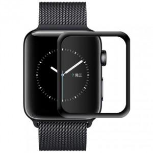 Захисна плівка для Apple watch 40mm 3D (full glue) (тех.пак)