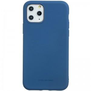 """TPU чехол для iPhone 11 Pro Max (6.5"""") Molan Cano Smooth (Синий)"""