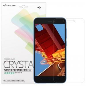 Защитная пленка для Xiaomi Redmi Go - Nillkin Crystal (Анти-отпечатки)