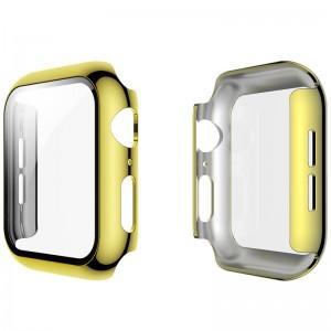 Чехол с защитным стеклом BP ATC для Apple Watch 42mm (Gold)