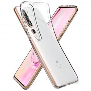 TPU чехол для Xiaomi Mi 10 / Mi 10 Pro - Epic Transparent 1,0mm  (Бесцветный (прозрачный))