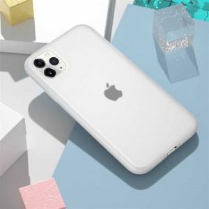 """Матовый полупрозрачный чехол для iPhone 11 Pro Max (6.5"""") (Матовый / Matte)"""