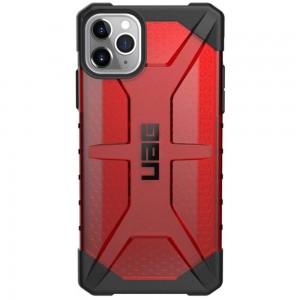 """Защищенный чехол для iPhone 11 Pro Max (6.5"""") UAG Plasma (Красный)"""
