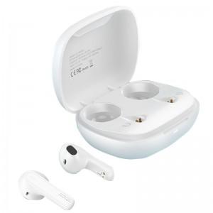 Бездротові TWS навушники USAMS-SM BT 5.0 (Білий)