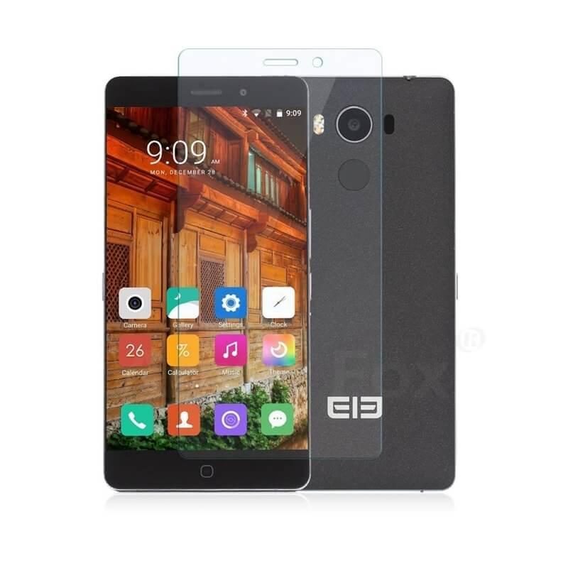 Защитное стекло на смартфон Elephone P9000