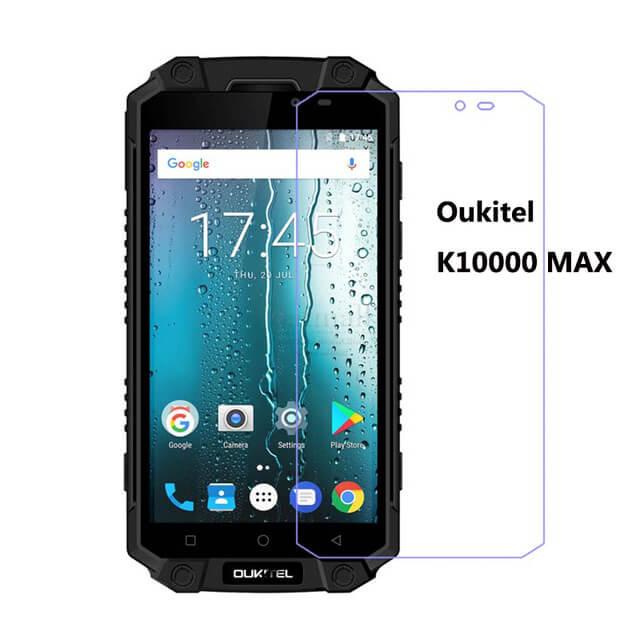 Защитное стекло на Oukitel K10000 MAX