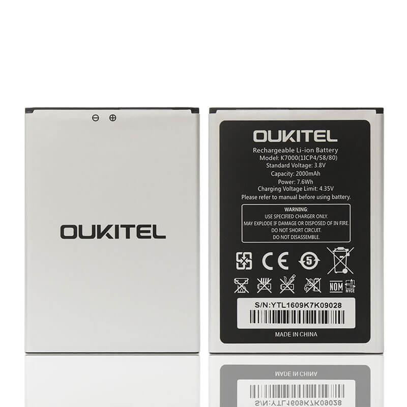 Акумулятор на смартфон Oukitel 7000