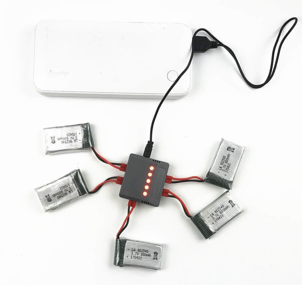 Акумулятор на Syma X5C