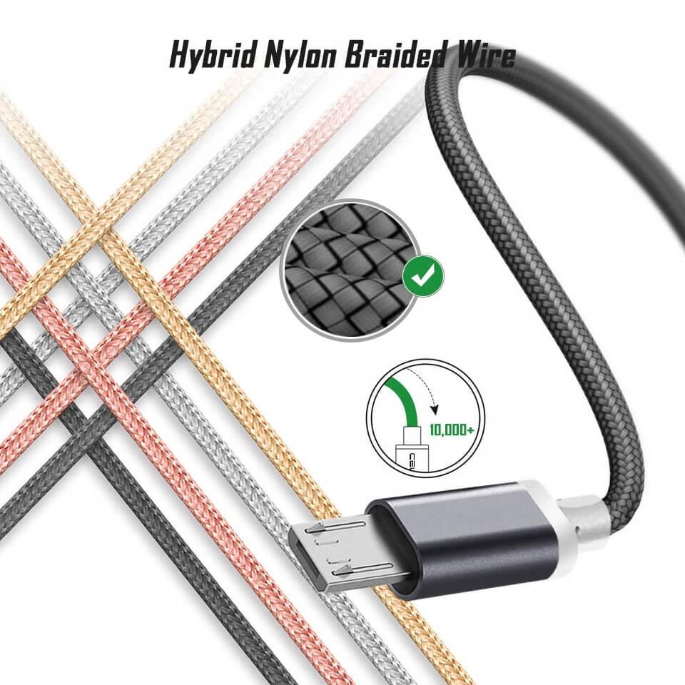 Посилений кабель для захищених телефонів
