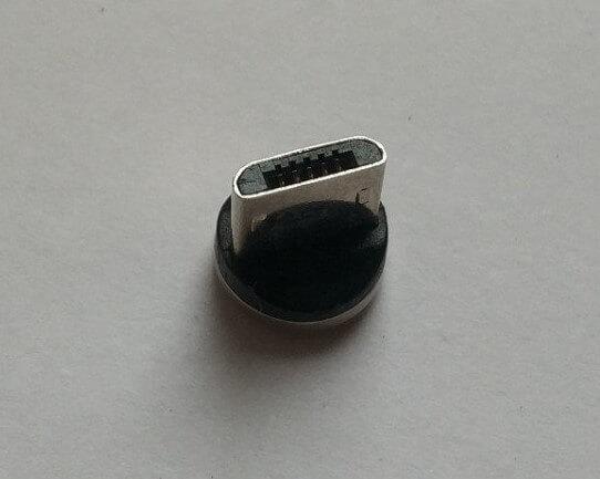 Коннектор магнитного кабеля topk